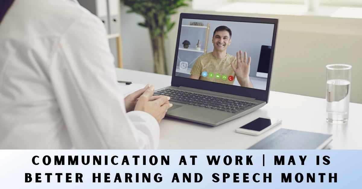 """Featured image for """"Communication At Work 